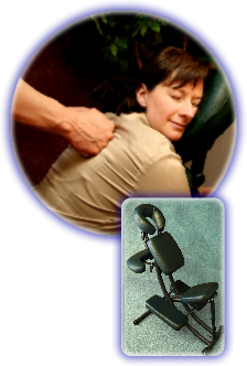Seated Massage And Seated Massage Chair